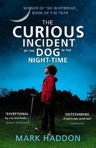 The curious incident of the dog in the night-time - Mark Haddon - copertina