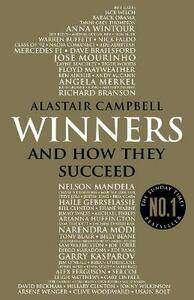 Winners: And How They Succeed - Alastair Campbell - cover