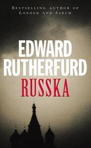Russka - Edward Rutherfurd - cover