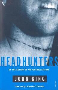 Headhunters - John King - cover