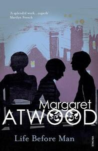 Life Before Man - Margaret Atwood - cover
