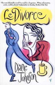 Le Divorce - Diane Johnson - cover