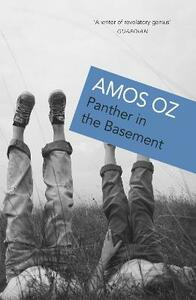 Panther In The Basement - Amos Oz - cover