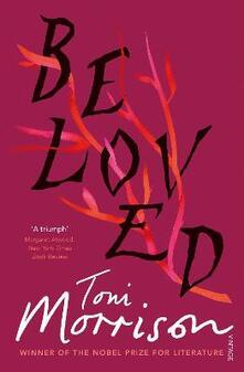 Beloved - Toni Morrison - cover