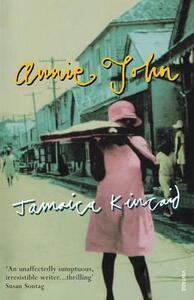 Annie John - Jamaica Kincaid - cover