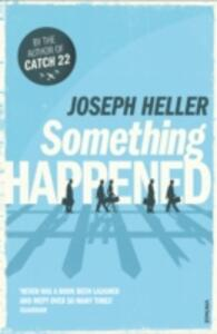 Something Happened - Joseph Heller - cover