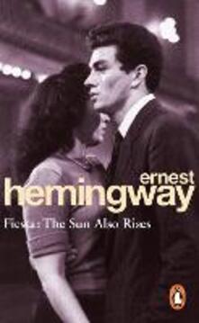 Fiesta - Ernest Hemingway - copertina