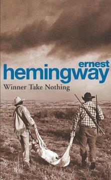 Winner take nothing - Ernest Hemingway - copertina