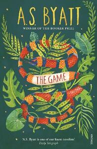 The Game - A. S. Byatt - cover