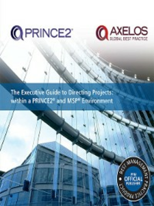 Ebook in inglese The Executive Guide to Directing Projects AXELOS