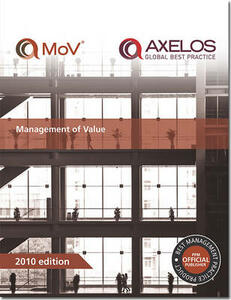 Management of value - Michael Dallas,Office of Government Commerce,Stephanie Clackworthy - cover