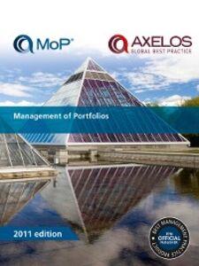 Foto Cover di Management of Portfolios, Ebook inglese di AXELOS, edito da Stationery Office Ltd