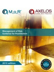 Foto Cover di Management of Risk, Ebook inglese di AXELOS, edito da The Stationery Office Ltd