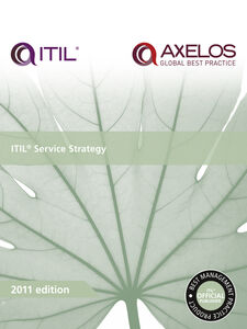 Ebook in inglese ITIL Service Strategy N.N, AXELOS