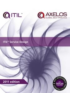 Ebook in inglese ITIL Service Design AXELOS