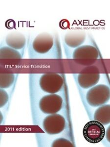 Ebook in inglese ITIL Service Transition N.N, AXELOS
