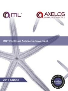 Ebook in inglese ITIL Continual Service Improvement N.N, AXELOS