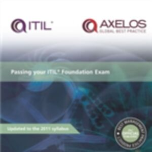 Ebook in inglese Passing your ITIL Foundation Exam N.N, AXELOS