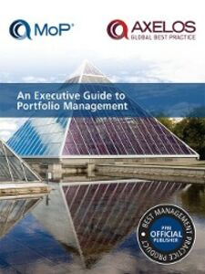 Ebook in inglese An Executive Guide to Portfolio Management AXELOS
