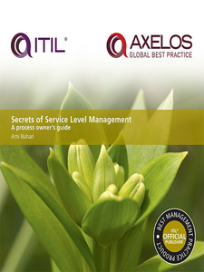 Ebook in inglese Secrets of Service Level Management Nahari, Ami