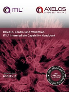 Ebook in inglese Release, Control and Validation ITIL Intermediate Capability Handbook UK, itSMF