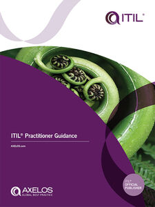 Ebook in inglese ITIL® Practitioner Guidance AXELOS