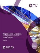Adopting Service Governance
