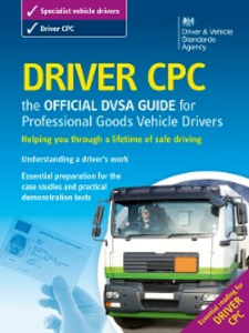 Ebook in inglese Driver CPC Agency, DVSA The Driver and Vehicle Standards