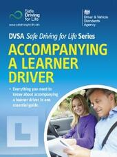 Accompanying a Learner Driver - DVSA Safe Driving for Life Series (epub)
