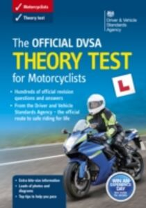 Ebook in inglese Official DVSA Theory Test for Motorcyclists (13th edition) The Driver and Vehicle Standards Agency, DVSA
