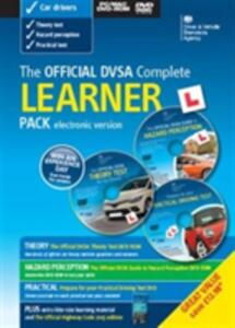 The Official DVSA Complete Learner Driver Pack [Electronic Version] - Driver and Vehicle Standards Agency (DVSA) - cover
