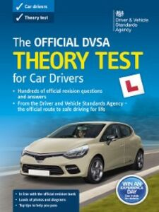 Foto Cover di The Official DVSA Theory Test for Car Drivers (1), Ebook inglese di DVSA The Driver and Vehicle Standards Agency, edito da The Stationery Office Ltd