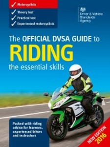 Ebook in inglese The Official DVSA Guide to Riding Agency, DVSA The Driver and Vehicle Standards