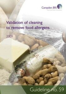 Ebook in inglese Validation of cleaning to remove food allergens Arrowsmith, Dr Helen