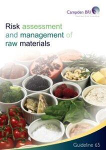 Foto Cover di Risk Assessment and management of raw materials, Ebook inglese di Mrs Sue Emond, edito da The Stationery Office Ltd