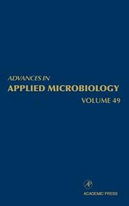 Advances in Applied Microbiology - cover