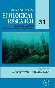 Ancient Lakes: Biodiversity, Ecology and Evolution - cover