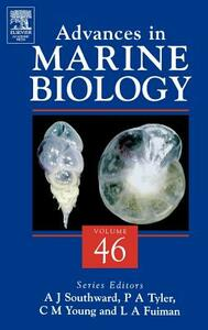 Advances in Marine Biology - cover