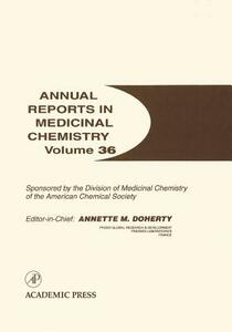 Annual Reports in Medicinal Chemistry - cover
