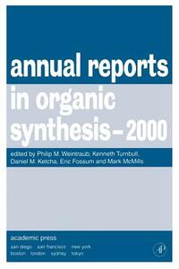 Annual Reports in Organic Synthesis, 2000 - cover
