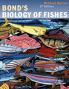 Bond's Biology of Fishes - Barton - cover