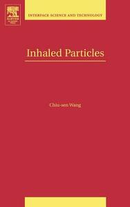 Inhaled Particles - Chiu-Sen Wang - cover