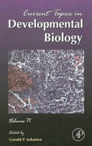 Current Topics in Developmental Biology - cover