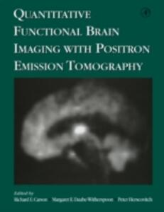Quantitative Functional Brain Imaging with Positron Emission Tomography - cover