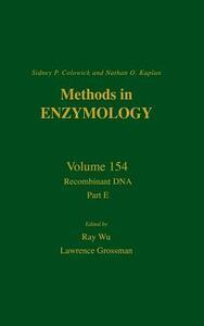 Recombinant DNA, Part E - cover