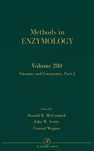Vitamins and Coenzymes, Part J - cover