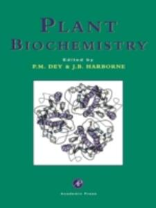 Plant Biochemistry - cover