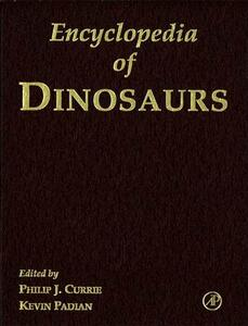 Encyclopedia of Dinosaurs - cover