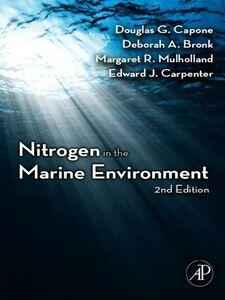 Foto Cover di Nitrogen in the Marine Environment, Ebook inglese di AA.VV edito da Elsevier Science