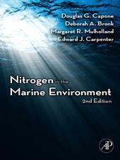 Nitrogen in the Marine Environment